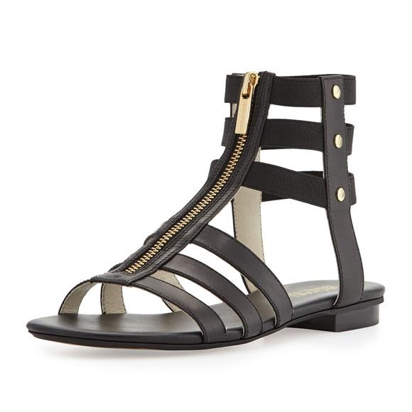 New Black Codie Gladiator Sandals